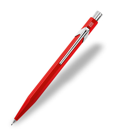 Caran d'Ache 844 Classicline Mechanical Pencil - Red