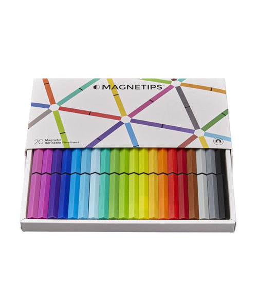Magnetips Fineliner Pens - Colour Edition
