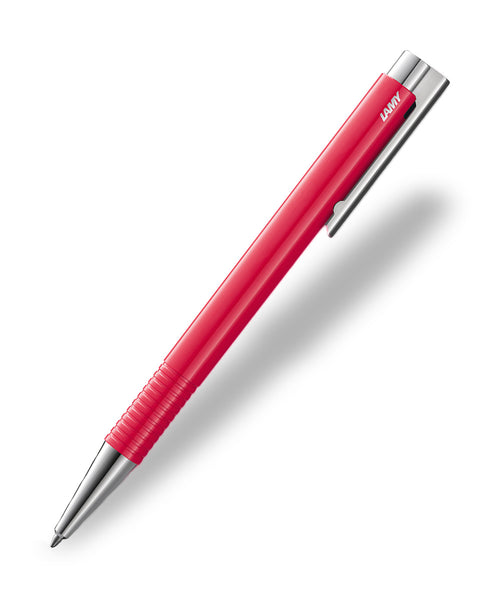 Lamy Logo M+ Ballpoint Pen - Coral (2015 Special Edition)