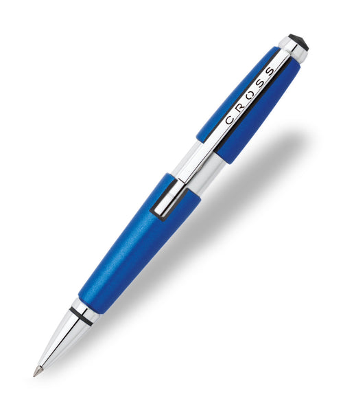 Cross Edge Rollerball Pen - Nitro Blue