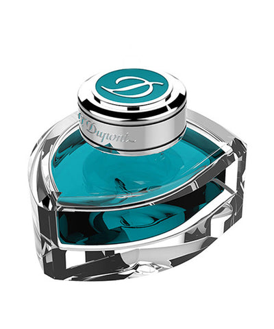 S.T. Dupont Ink - Turquoise Blue