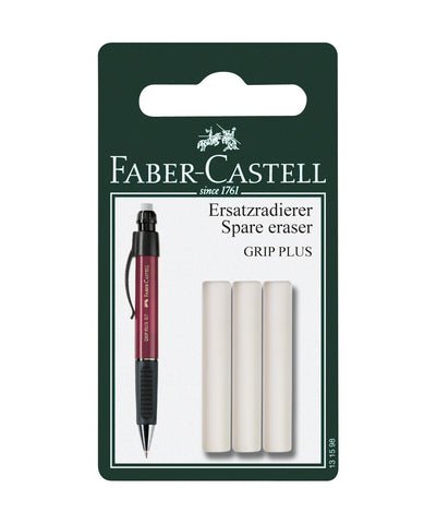 Faber-Castell Erasers for Grip Plus Mechanical Pencils