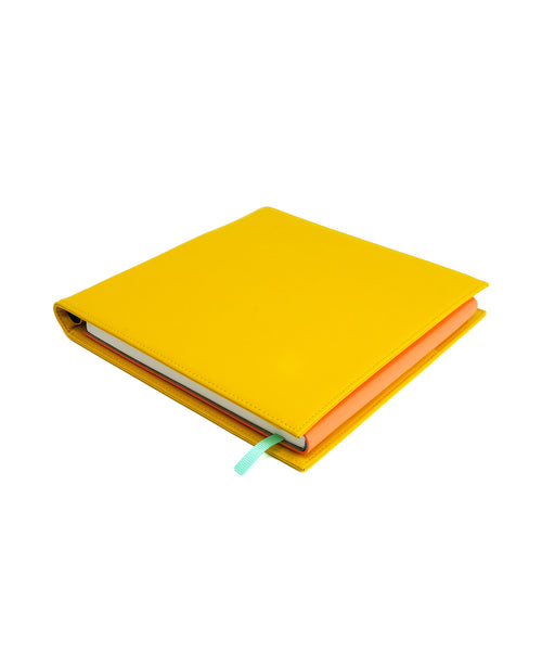 Ferris Wheel Press 'The Always Right' Folio - Mustard Yellow
