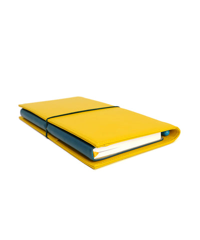 Ferris Wheel Press 'The Nothing Left' Folio - Mustard Yellow