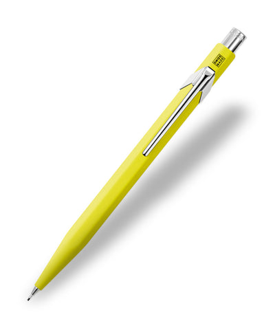 Caran d'Ache 844 Fluoline Mechanical Pencil - Yellow