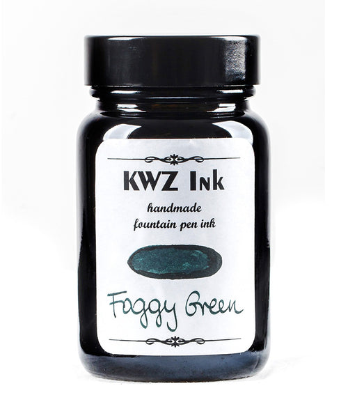 KWZ Standard Fountain Pen Ink - Foggy Green