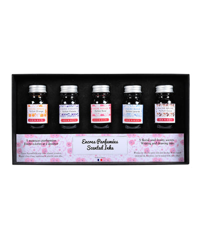J Herbin Scented Ink Set
