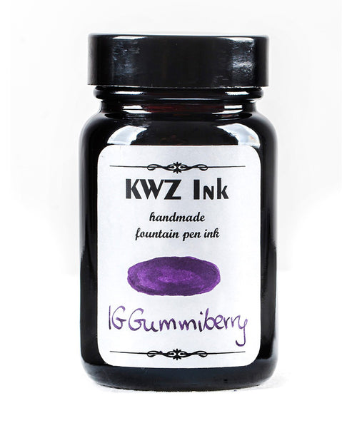 KWZ Iron Gall Fountain Pen Ink - Gummiberry