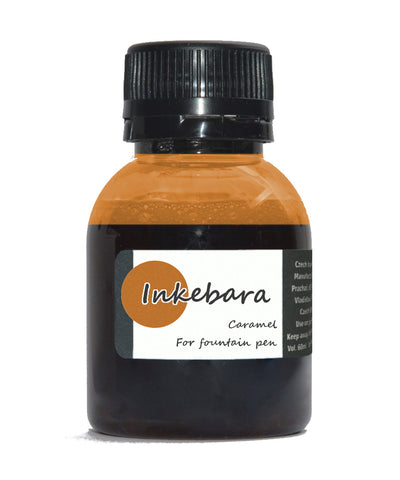 Inkebara Fountain Pen Ink - Caramel