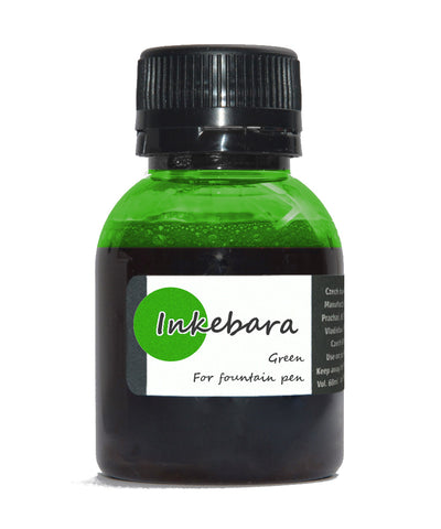 Inkebara Fountain Pen Ink - Green