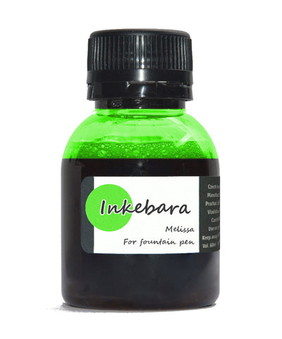 Inkebara Fountain Pen Ink - Melissa