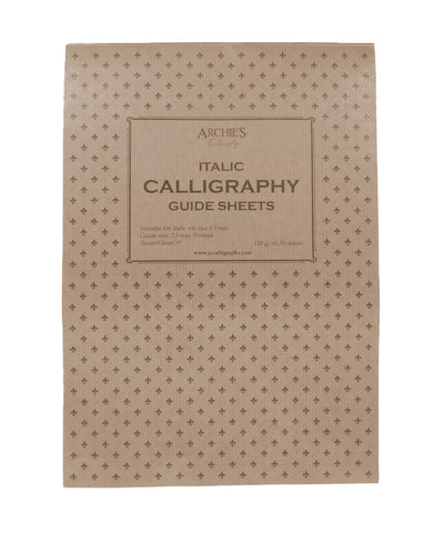 Archie's Calligraphy Paper - Italic 7.5mm