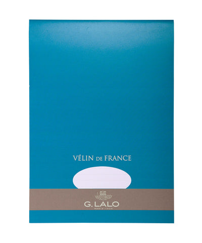G Lalo Velin de France Writing Paper - A4