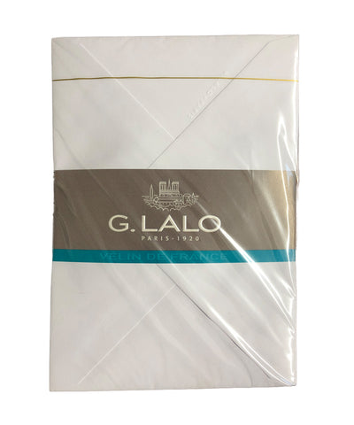 G Lalo Velin de France Envelopes - C6