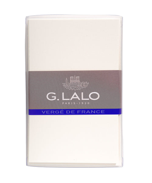 G Lalo Vergé de France Cards with Envelopes - Small