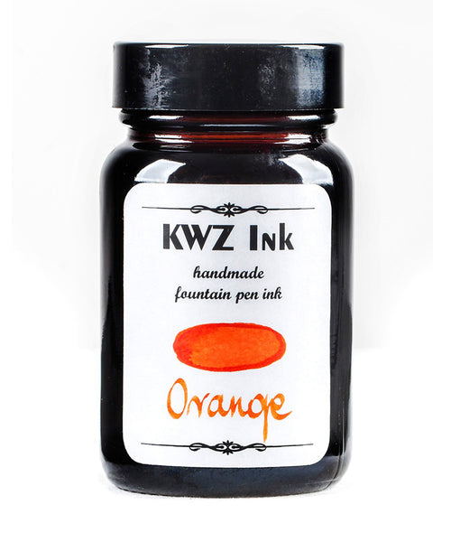 KWZ Standard Fountain Pen Ink - Orange