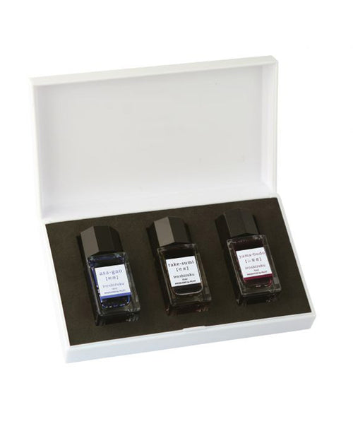 Pilot Iroshizuku Ink - Boxed Set of Three Mini Inks