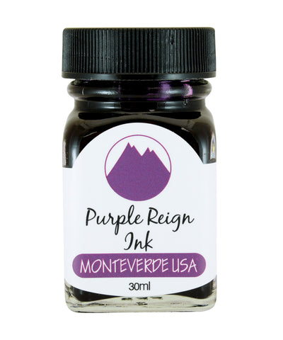 Monteverde Core Collection Ink (30ml) - Purple Reign