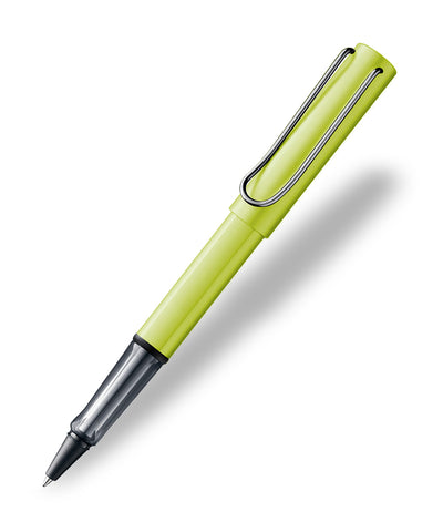 Lamy Al-star Rollerball Pen - Charged Green (2016 Special Edition)