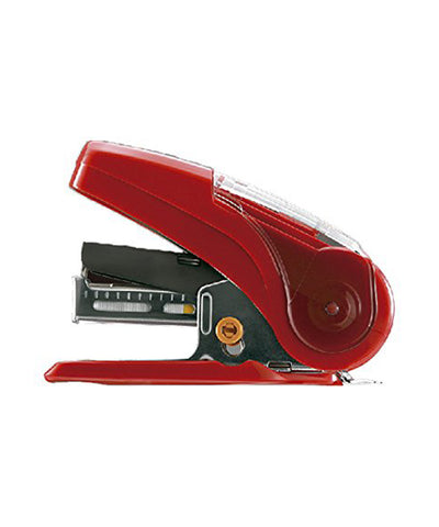 MAX HD-10NL Mini Stapler - Red
