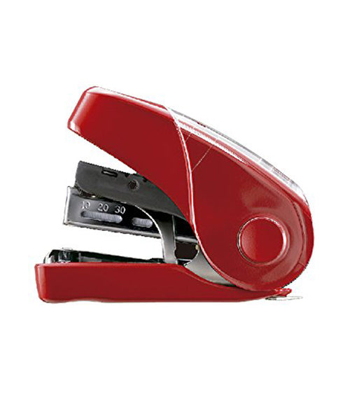 MAX HD-10FL3 Mini Stapler - Red