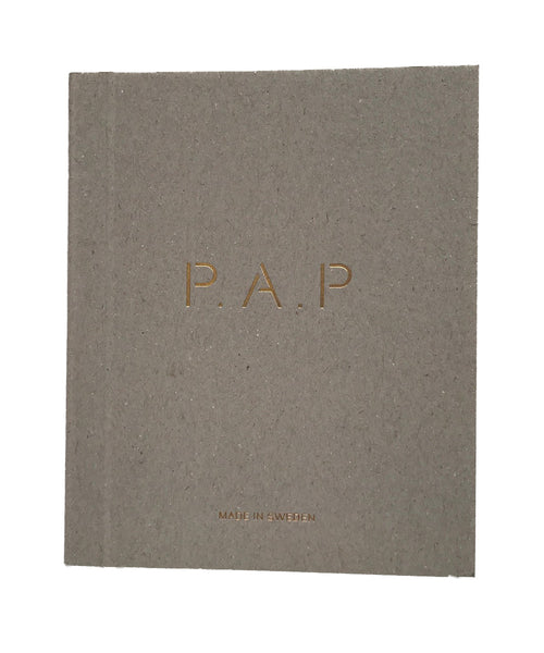 PAP A6 Replacement Notebook - Plain Ivory