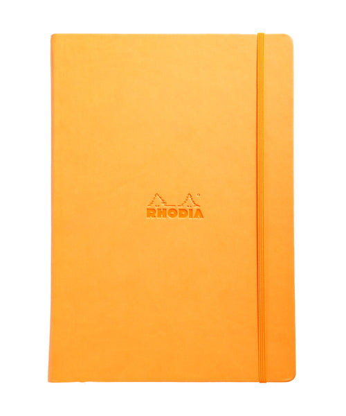 Rhodia A4 Webnotebook - Orange