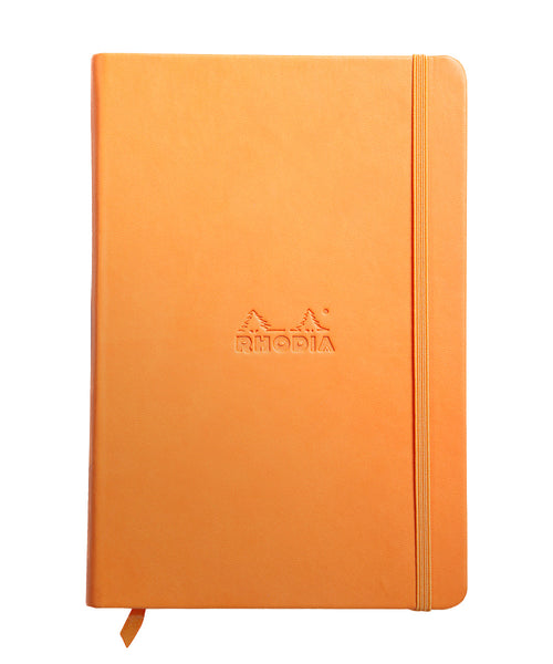 Rhodia A5 Rhodiarama Webnotebook - Orange