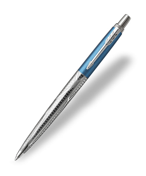Parker Jotter 2017 Special Edition Ballpoint Pen - Skyblue Modern London Architecture