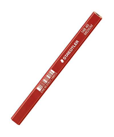 Staedtler Carpenters Pencil - Medium 2H