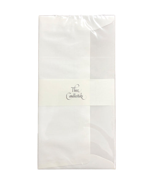Three Candlesticks Envelopes - DL