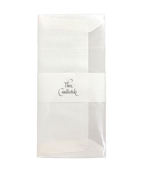 Three Candlesticks Envelopes - P4TO