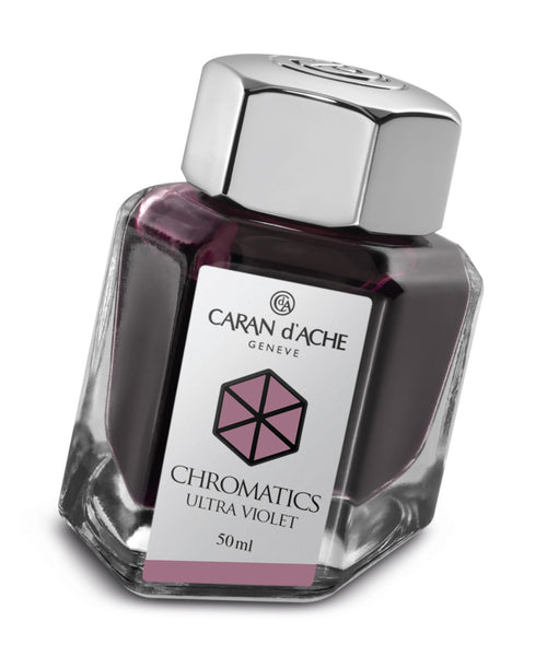 Caran d'Ache Chromatics Ink - Ultra Violet