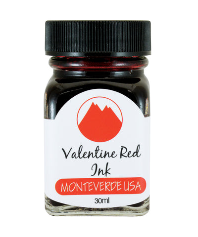 Monteverde Core Collection Ink (30ml) - Valentine Red