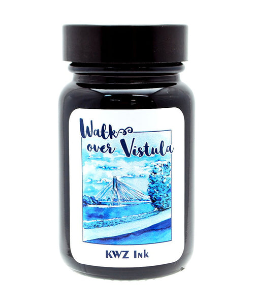 KWZ Standard Fountain Pen Ink - Walk Over Vistula
