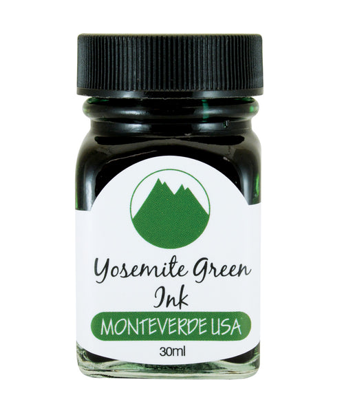 Monteverde Core Collection Ink (30ml) - Yosemite Green
