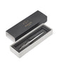 Parker Jotter Premium Ballpoint Pen - Stainless Steel Diagonal with Chrome Trim