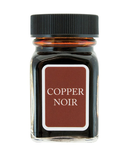 Monteverde Noir Collection Ink (30ml) - Copper Noir