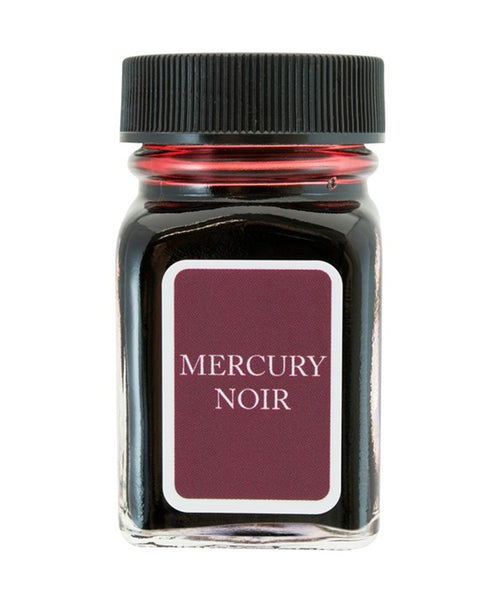 Monteverde Noir Collection Ink (30ml) - Mercury Noir
