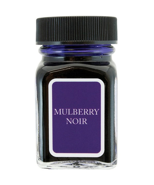 Monteverde Noir Collection Ink (30ml) - Mulberry Noir