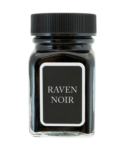 Monteverde Noir Collection Ink (30ml) - Raven Noir