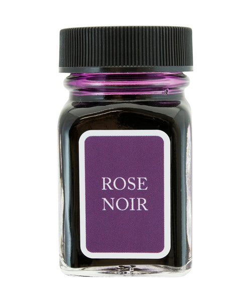 Monteverde Noir Collection Ink (30ml) - Rose Noir