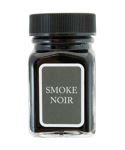 Monteverde Noir Collection Ink (30ml) - Smoke Noir