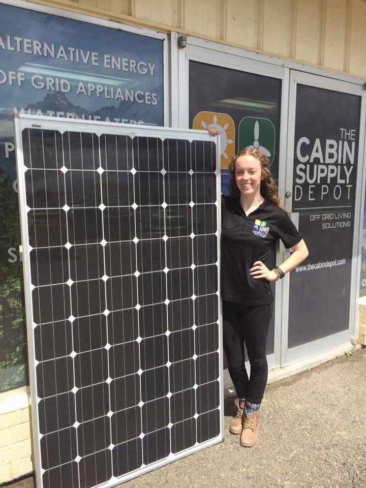 Solar Panels for only $1/watt!!
