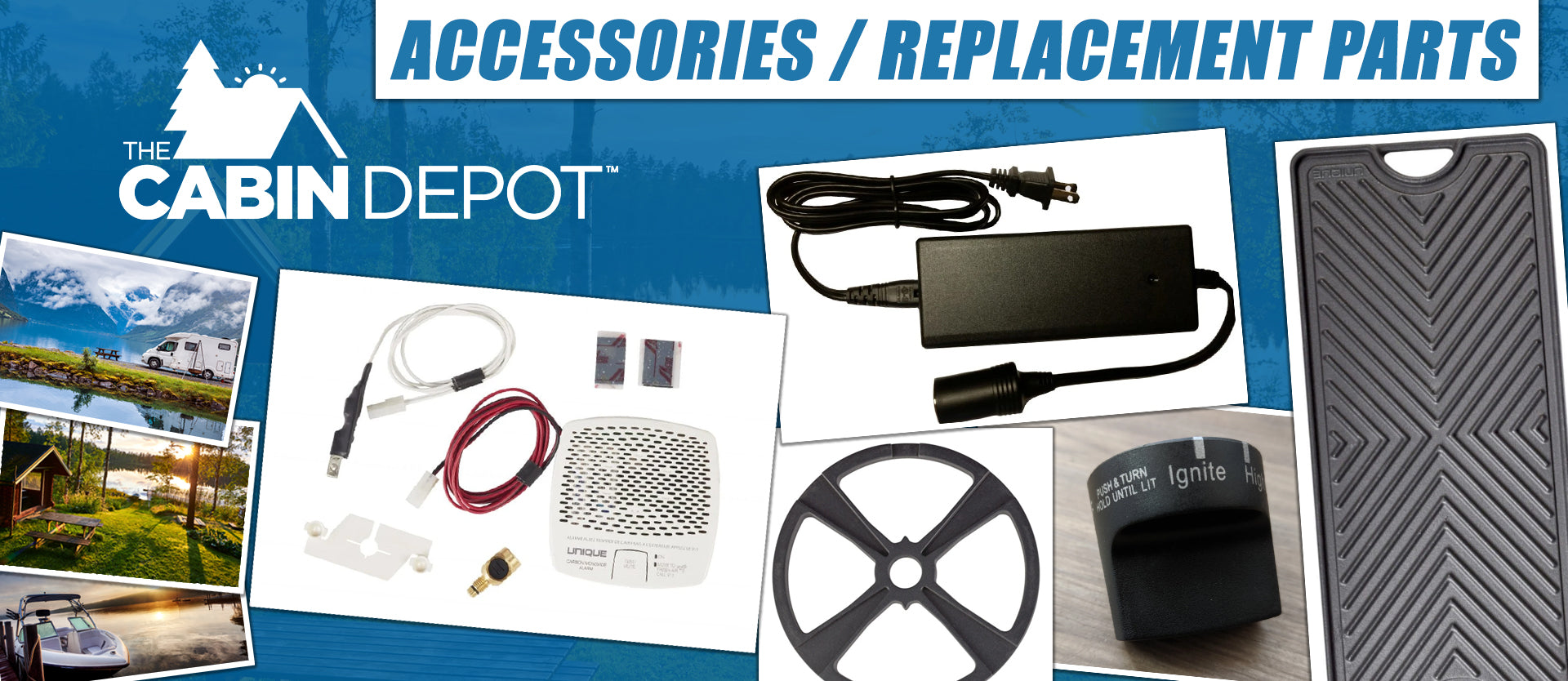 Unique Propane Range Replacement Parts Thermocouple CO carbon monoxide sensore stove range fridge propane Premier