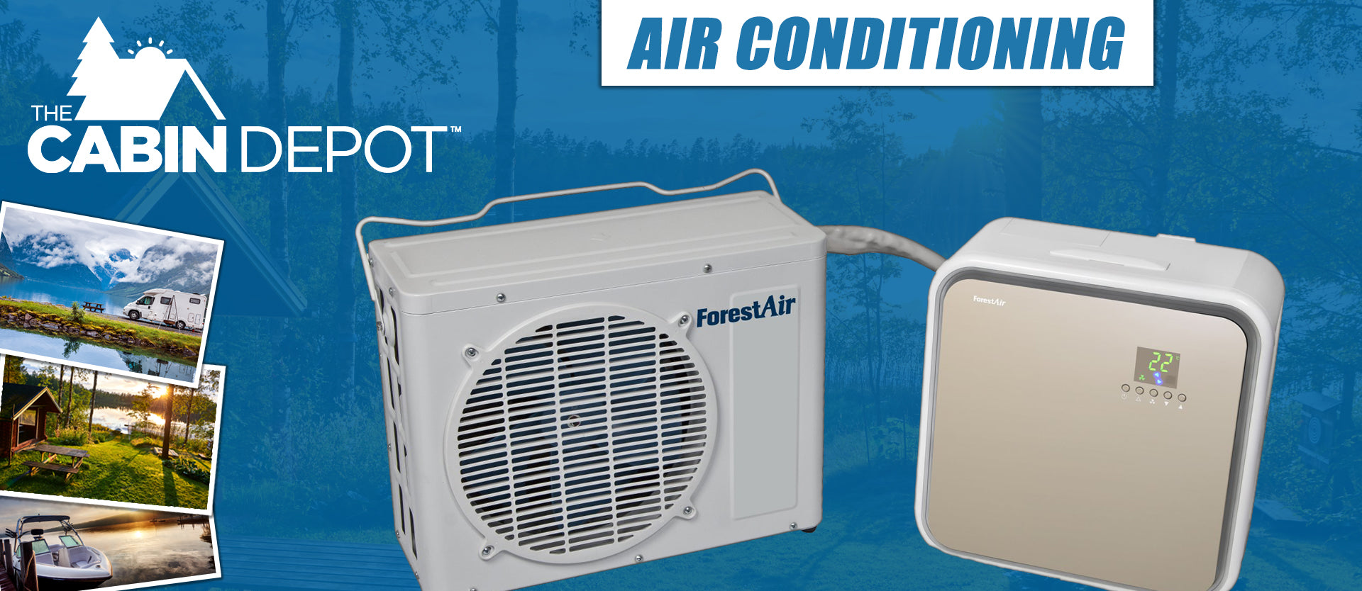 Air Conditioning Off Grid The Cabin Depot ™ Canada