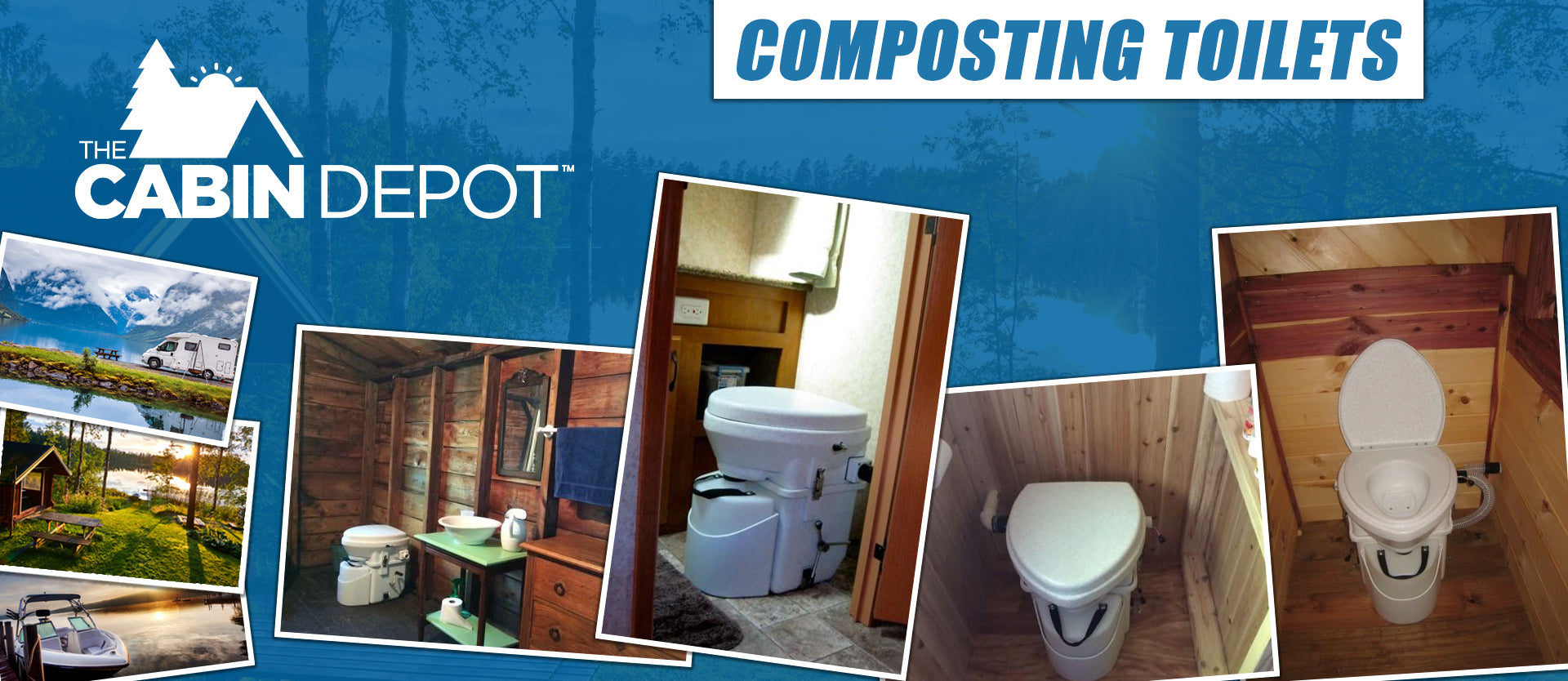 The Cabin Depot ™ Composting Toilets Nature's Head Cinderella
