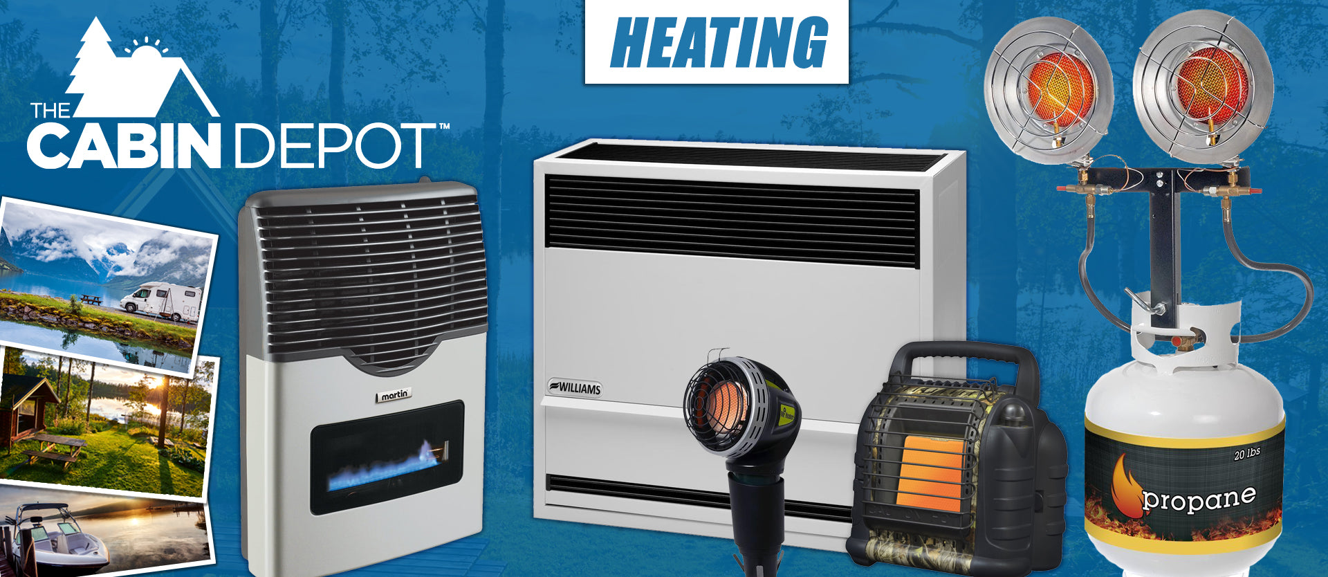 Heating Propane The Cabin Depot ™ Canada