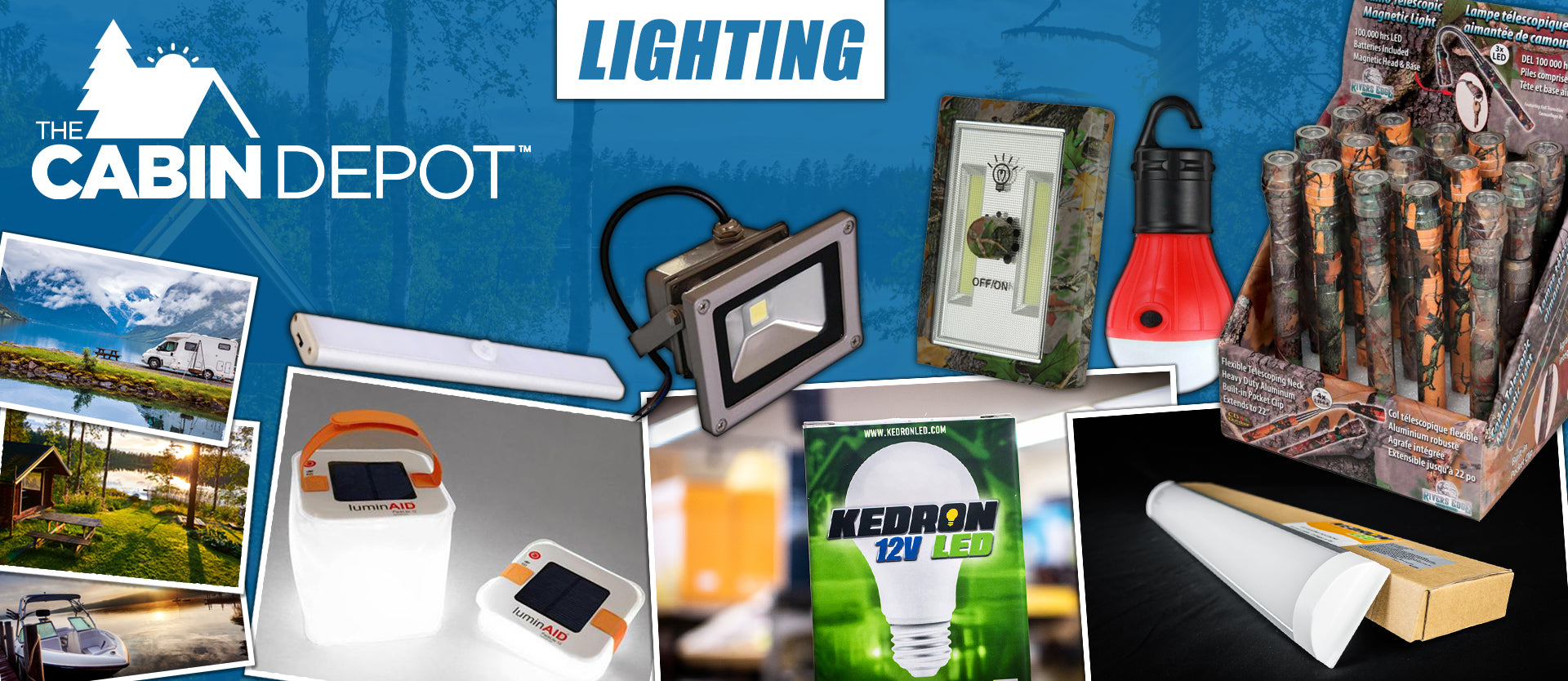 Lighting Off Grid The Cabin Depot ™ Canada