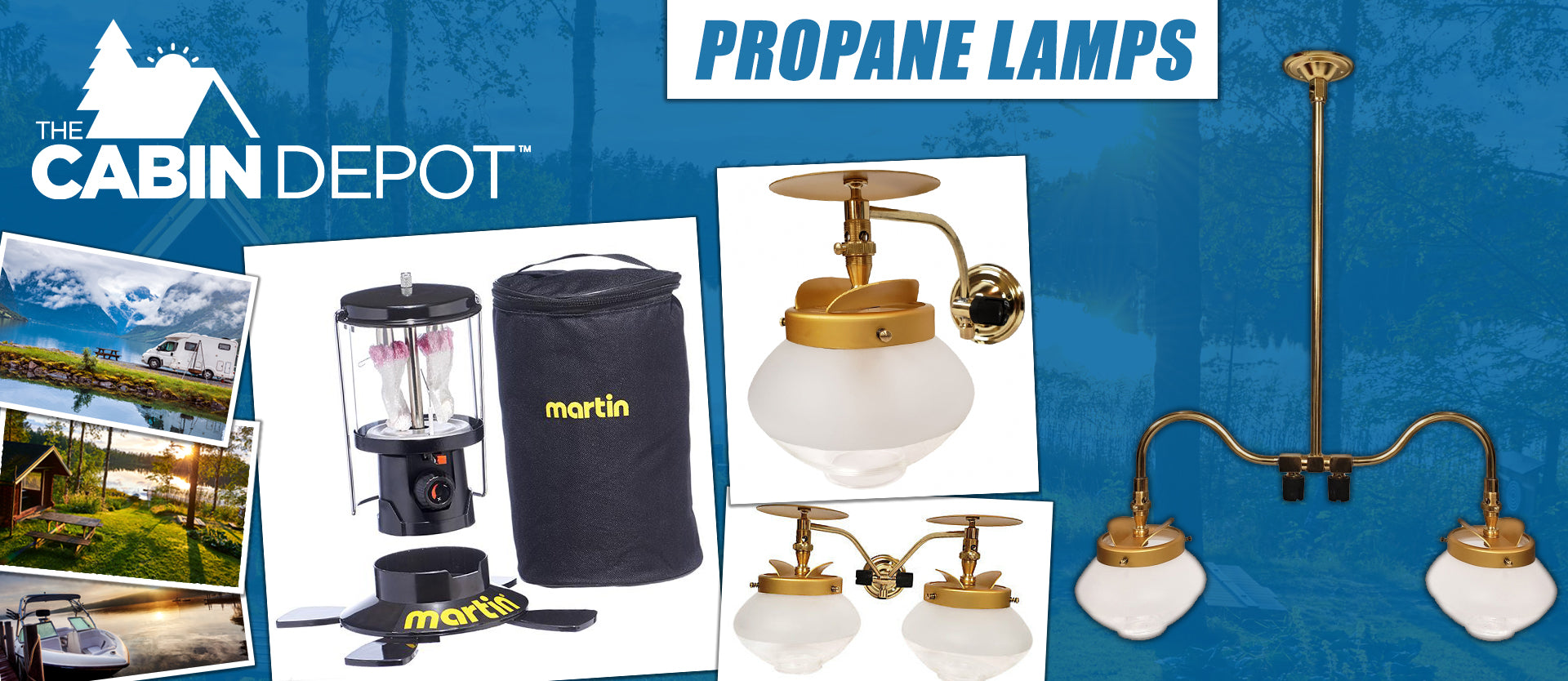 Propane Lamps Off Grid The Cabin Depot ™ Canada